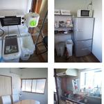 Photo: キッチン                             - A detached private room with 11-minute walk from Nishi Hachioji Station on JR Chuo Line