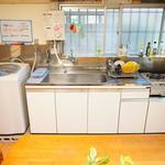 画像: キッチン                             - ガーデンで野菜も育てています♪国際色溢れる方南町シェアハウス!