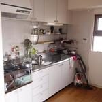Photo: Single Room                             - Close to the Meguro River, with a big balcony. women only