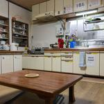 Photo: キッチン                             - Near Tennoji Station, an international and attentive guest house