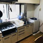 画像: キッチン                             - 西新宿エリア戸建ての個室の入居者募集中!