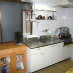 画像: キッチン                             - 6畳の広さの洋個室