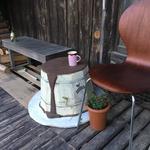 画像: ベランダ                             - 家具家電付き8畳個室