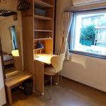 Photo: Single Room                             - A Cute private room 5J with small balcony , One stop from Shinjuku