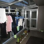 画像: ベランダ                             - 偉大なアパートのプライベートルーム49000 !! ....ただ2人の他のルームメイト(北東京)