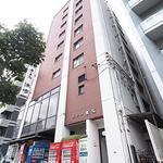 画像: 建物外観                             - 新栄町徒歩2分で便利な駅近!無料駐輪場、ペット可能‼︎