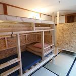 画像: ドミトリー寝室                             - 国際交流型シェアハウス