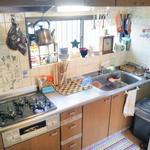 画像: キッチン                             - シングルマザー歓迎ハウス★猫も飼えます(ΦωΦ)