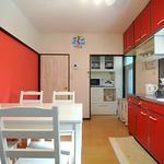 画像: キッチン                             - 京急井土ヶ谷駅6分、女性専用、個室、国際交流のできるシェアハウス