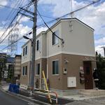画像: 建物外観                             - 新築!国際交流型シェアハウスの入居者募集!