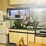 画像: キッチン                             - 【シェアメイト募集!北千住徒歩6分 】