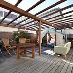 Photo: ベランダ                             - Ground ping on the wood deck everyday! WITH PLACE Chigasaki Hamadake