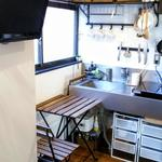 Photo: キッチン                             - 高円寺_女性限定*新宿から2駅!カフェのような一軒家*鍵付個室