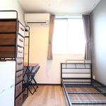 画像: 個室                             - 【新築シェアハウス】品川・横浜・川崎・羽田空港まであっという間劇場♪