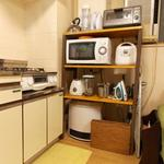 "Photo: キッチン                             - 原宿3大公園住宅地プライベートルーム "" Harajuku residential private room w/Green View#2 4mins to JR station """