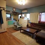画像: リビング                             - 駒沢大学駅より徒歩8分!賃料63,000円~73,000円の清潔なシェアハウスです