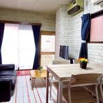 画像: リビング                             - 12/1より 中野駅からすぐ!6畳家具付き個室