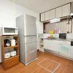画像: キッチン                             - 静かな住宅地