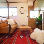 画像: リビング                             - 仙川駅5分。女性専用、少人数、自由で気楽なシェアハウスです。