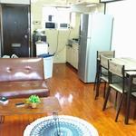 画像: リビング                             - 読谷村 58号近く 37000円シェアハウス 個室&駐車場込み