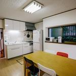 Photo: キッチン                             - Nature rich Nishi Kokubunji share house! For those who want to enjoy a slow life!