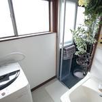 画像: 洗面所                             - 即入居開始2部屋女子限定家賃30,000円募集中‼︎‼︎大学生又は新社会人大歓迎‼︎‼︎早い者勝ち‼︎‼︎