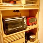 Photo: キッチン                             - [ 女性専用 ]今なら長期滞在で1ヶ月の家賃が無料です!!