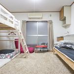 画像: ドミトリー寝室                             - 森ノ宮、駅近、大阪城公園すぐ!