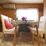 Photo: リビング                             - Budget room for vacation, work, working holiday, incentive stays in Sengawa Tokyo Japan
