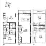 画像: 個室                             - 【即入居可/短期入居募集】池袋まで1分!都内新築戸建、完全個室でルームシェア!