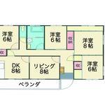 画像: 個室                             - ネット無料!!4LDK物件!!現在満室(予約受付中!!)