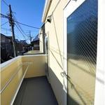 画像: ベランダ                             - 人気の武蔵小山駅徒歩3分の女性専用シェアハウスです!