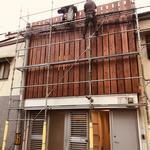 画像: 建物外観                             - ☆2019年2月OPEN内装新築☆ 共益費¥0初期¥0 御堂筋線男性専用シェアハウス