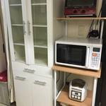 画像: キッチン                             - 水道橋駅3分  女性専用 個室 家賃3万台