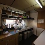 画像: キッチン                             - 完全個室、駅徒歩1分シェアハウス。39200円から