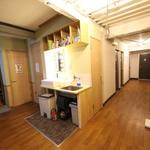画像: 洗面所                             - 完全個室、駅徒歩1分シェアハウス。39000円から