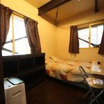 Photo: Single Room                             - Complete private room, 1 minute walk from the station Share House. From 39200 yen