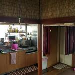 画像: キッチン                             - 猫とカメのいる家の中の部屋!