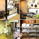 Photo: キッチン                             - 京都 西院 / 徒歩10分に駅4つ、スーパー3つ、銭湯5つ、布団・エアコンあり