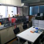 画像: キッチン                             - 西馬込駅近、始発駅、個室