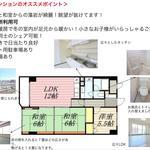 Photo: 建物共用施設                             - Convenient location! 5mins walk to subway and tram station!