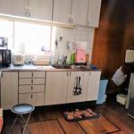画像: キッチン                             - 人気の田園都市線沿線 猫のいる庭付き一戸建て 光熱費・フリーWi-Fi込み