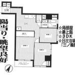 画像: 間取図                             - 日比谷線三ノ輪 シェアハウス 38000円 女性のみ