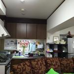 画像: キッチン                             - 那覇市 マンションシ 個室 3月1日〜入居可
