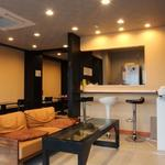 Photo: リビング                             - 1 minute walk from the station Good location ◎ Design share house in Osaka city ★