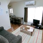 Photo: リビング                             - [Rent 35,000 yen] Nakano's cheap international exchange share house [3 stations available]