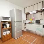 画像: キッチン                             - 静かな住宅地 7月6日空き予定です 今ならフリーレント利用可能です