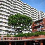 画像: 建物外観                             - 神戸市中央区、ポートアイランドで女子だけのマンションです。