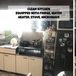 画像: キッチン                             - 福岡市東区安いルームシェア(全部含む)