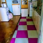 画像: キッチン                             - 空き室が出ました。